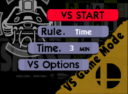 Ssb64 smash mode screenshot