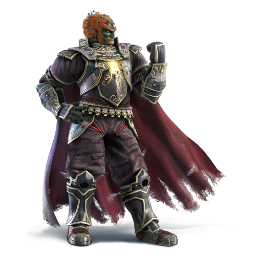Ganondorf - Super Smash Bros. for Nintendo 3DS and Wii U.png