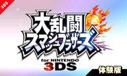 Smash Bros Demo
