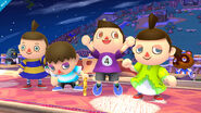 Villager costumes