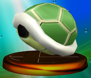 Green Shell Trophy (Melee)