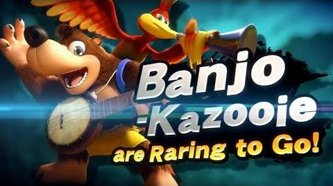 Banjo-Kazooie Coming to Super Smash Bros. Ultimate! (E3 Nintendo Direct)