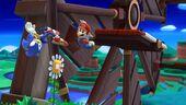 SSBU Screenshot - Sonic & Mario
