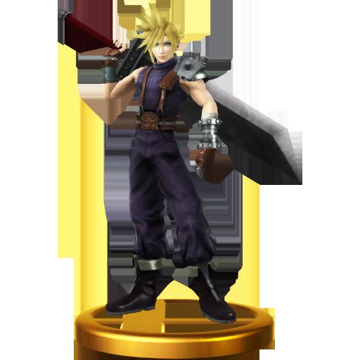 List of SSBWU trophies/Final Fantasy series