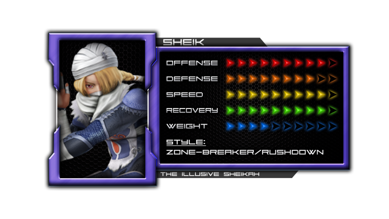 Sheik (Super Smash Bros. for Nintendo 3DS and Wii U)