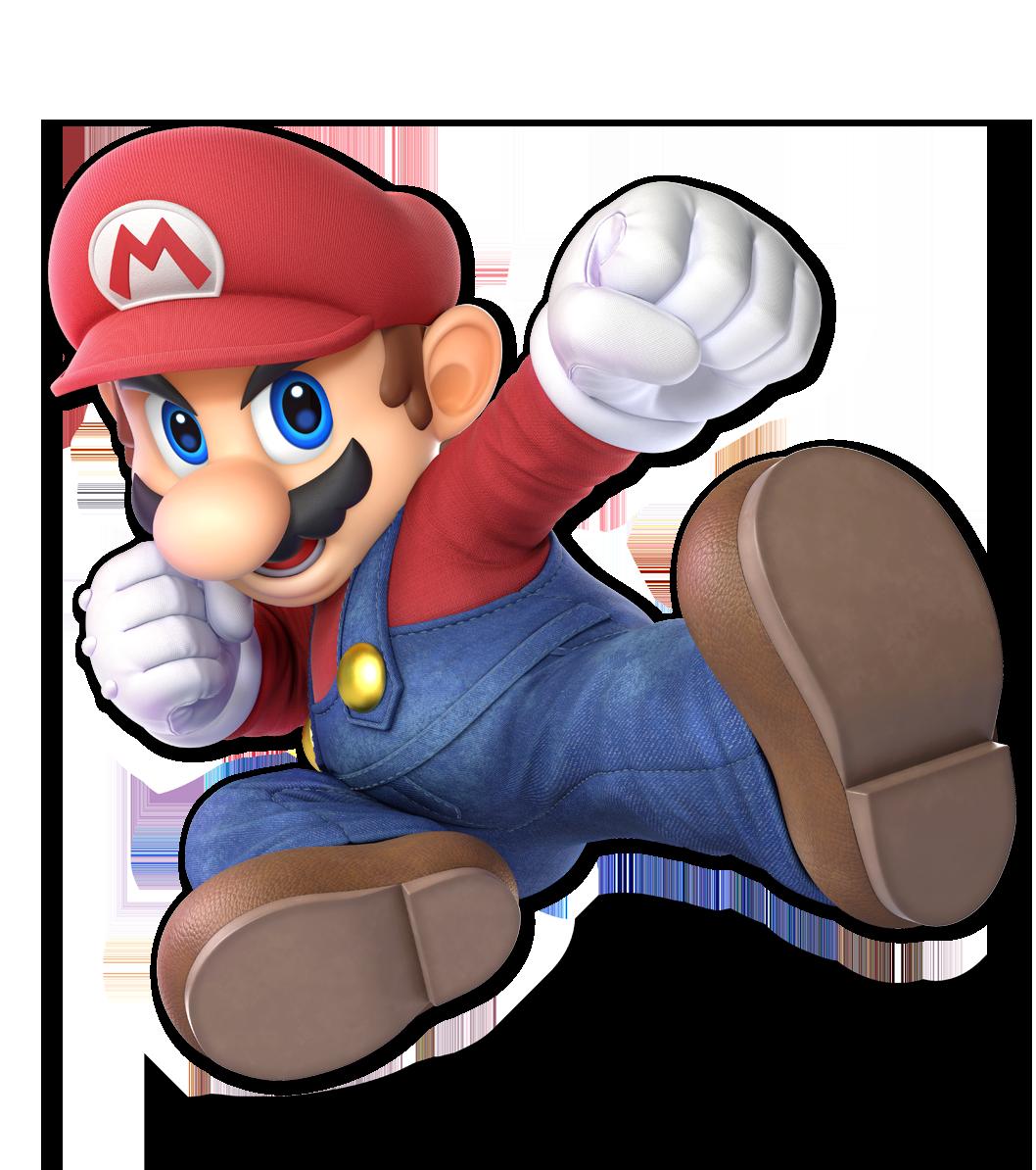 Mario (Super Smash Bros. Ultimate)