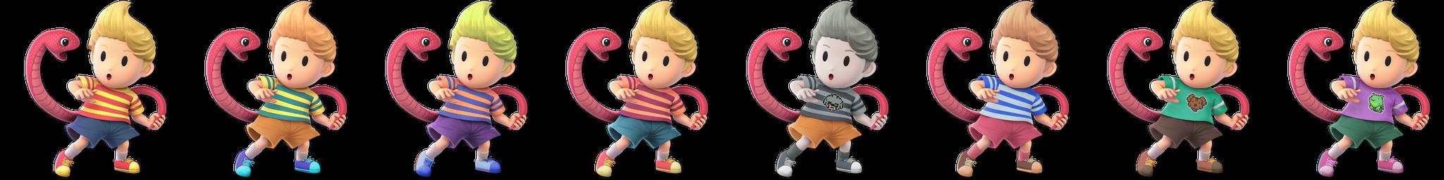 Lucas (Super Smash Bros. Ultimate)