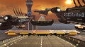 SSBU-Port Town Aero Dive