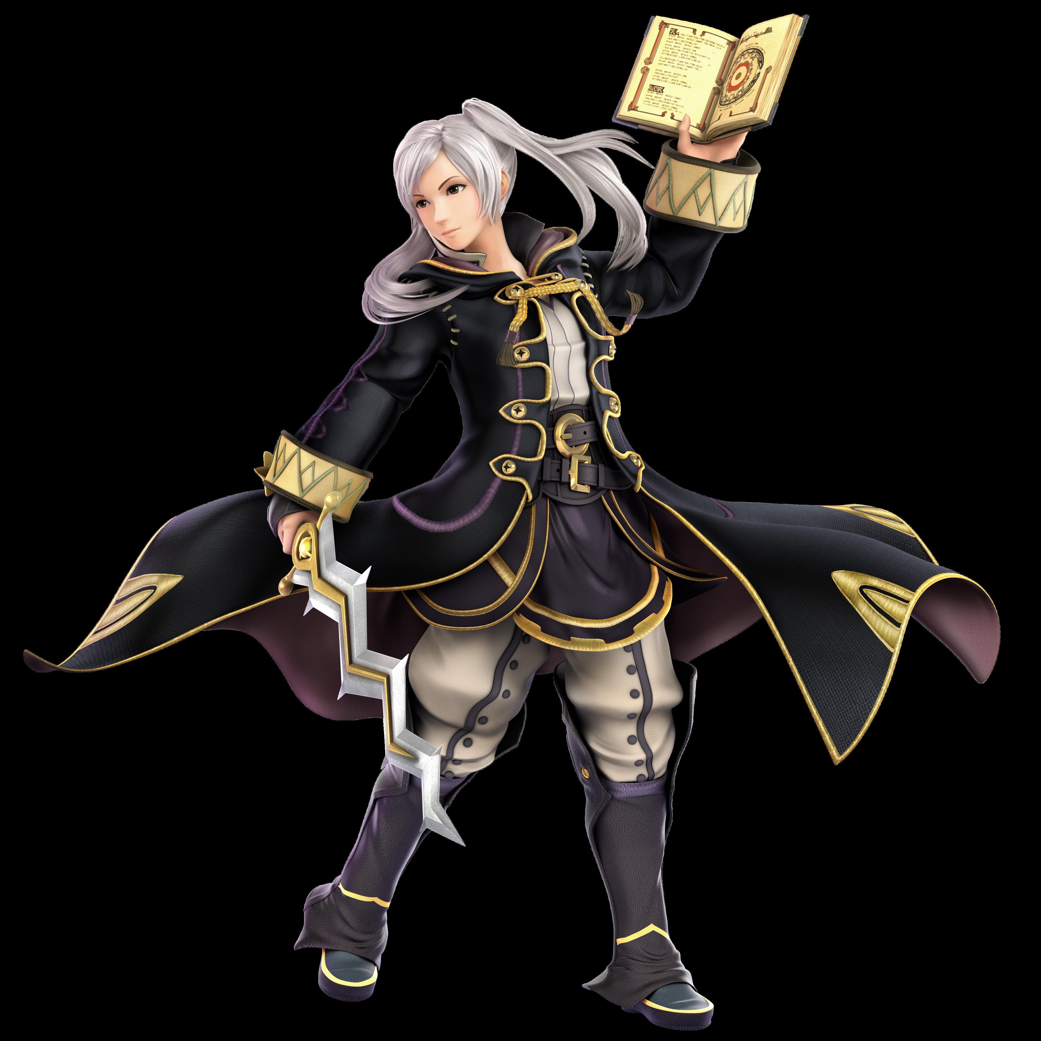 Robin (Super Smash Bros. Ultimate)