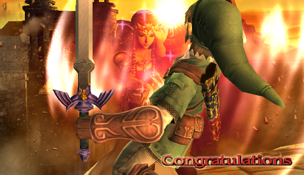 ZeldaSheik Classic Mode Congratulations Screen Brawl.png