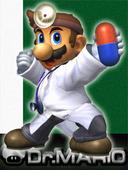 Dr. Mario SSBM