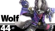 44 Wolf – Super Smash Bros