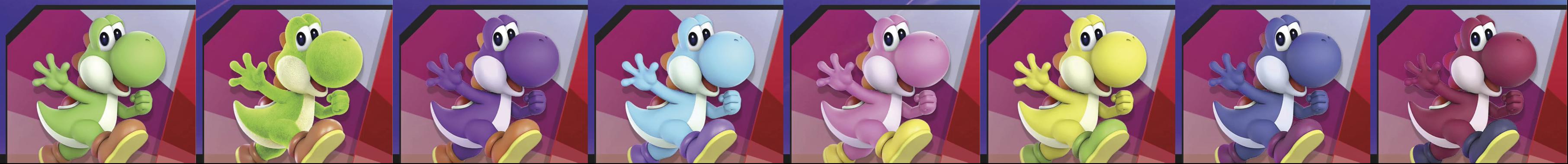 Yoshi (Super Smash Bros. Ultimate)