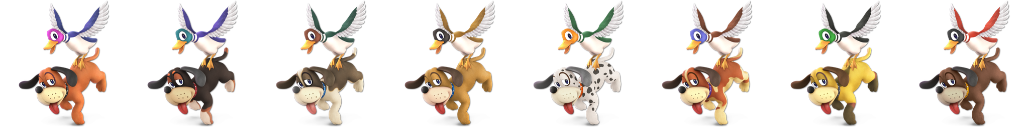 Duck Hunt (Super Smash Bros. Ultimate)