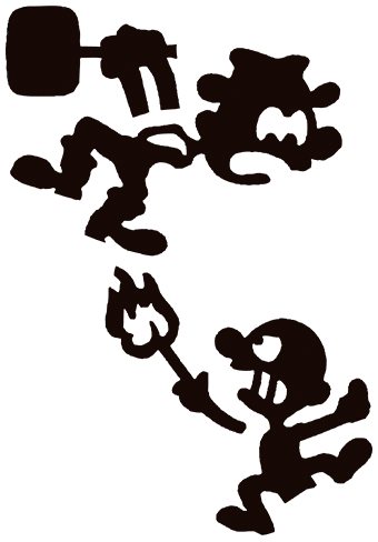 List of spirits (Game & Watch series)
