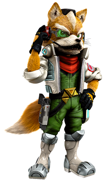 List of spirits (Star Fox series)