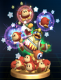 Waddle Dee Army Trophy SSBB.png