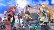 Pyra and Mythra Official Pic 8