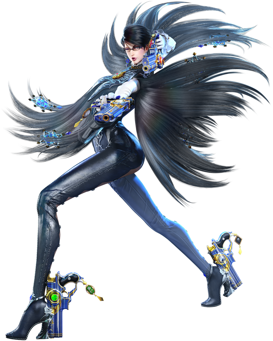 List of spirits (Bayonetta series)