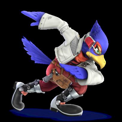 Falco - Super Smash Bros. for Nintendo 3DS and Wii U.png