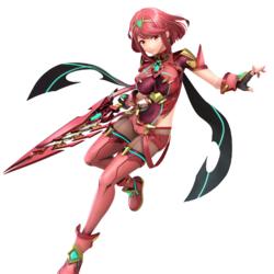 Pyra/Mythra (Super Smash Bros. Ultimate)