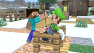 Steve on Nintendo Versus Twitter 2