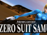 Zero Suit Samus (Super Smash Bros. Brawl)