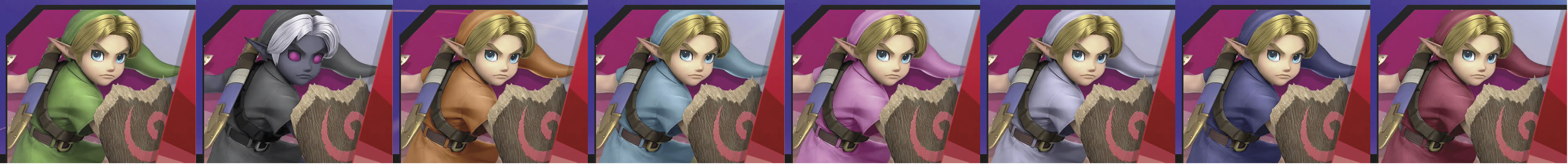 Young Link (Super Smash Bros. Ultimate)
