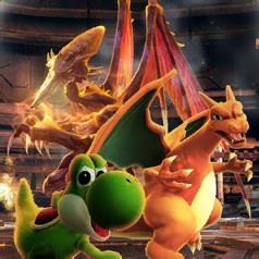 Co-Op Event: Robots vs. Dragons