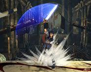 Dancing Blade 4th Blue hit SSBB