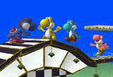 Co-Op Event 5: The Yoshi Team of 50