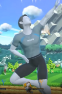 WiiFit Male