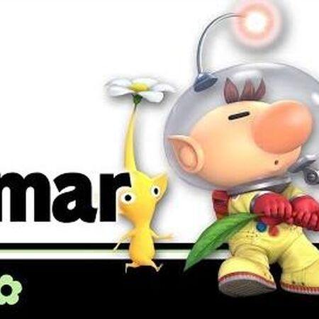 40 Olimar – Super Smash Bros. Ultimate