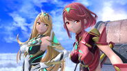 Pyra and Mythra Official Pic 1