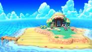 SSBU-Tortimer Island