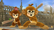 Mii Swordfighter Monkey Suit