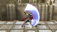 Danza del sable (Marth) (6) SSB4 (Wii U)
