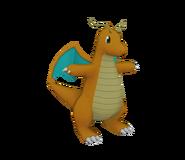 Pose T Dragonite SSB4 (Wii U)