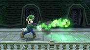 Bola de Fuego Luigi SSB4 (Wii U)