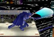 Danza del Sable Estela Azul Adelante SSBM
