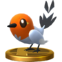 Trofeo de Fletchling SSB4 (Wii U).png