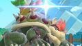 Ataque Smash superior Bowser SSBU