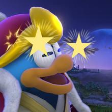 Rey Dedede confusó en el Campo de Batalla (SSB for Wii U).png