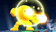 Yellow Devil atacando SSB4 (Wii U)