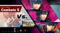 Combate 5 (Smash Arcade) Mario