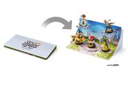 Diorama para amiibo de Super Smash Bros.