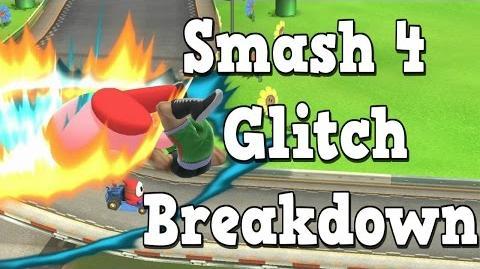Glitch del agarre de Kirby