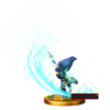 Trofeo de Golpe crítico (Marth) SSB4 (Wii U).png
