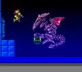 Clásico Super Metroid SSB4 (Wii U)