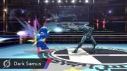 Samus Oscura (2) SSB4 (Wii U)